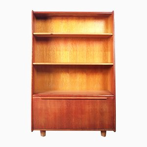 Vintage Oak Series Bookshelf by Cees Braakman for Pastoe