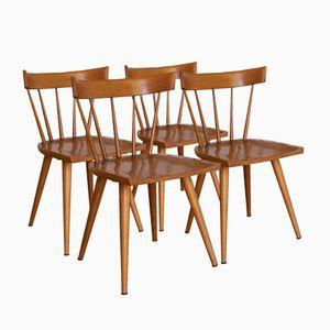 Amerikanische Planner Group Modell #1531 Stühle von Paul McCobb, 1950er