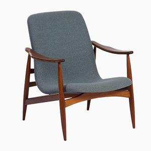 Vintage Sessel von Louis van Teeffelen für Wébé, 1960er