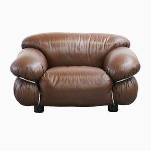 Italienischer Vintage Sesann Sessel von Gianfranco Frattini für Cassina