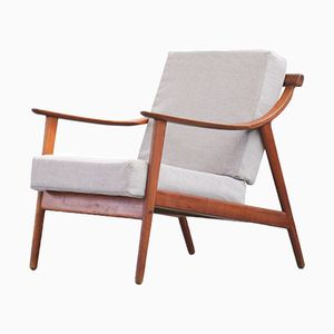 Vintage Scandinavian Lounge Chair, 1960s