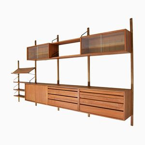Vintage Royal Systems Wall Unit by Poul Cadovious