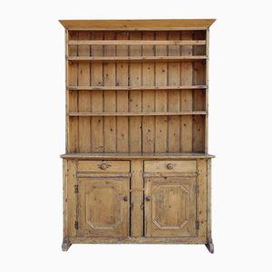 Early 19th Century Irish Pine Dresser