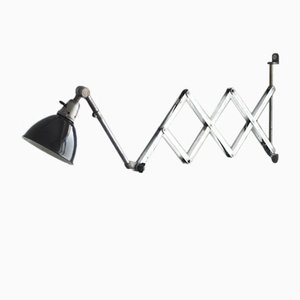Vintage Midgard Lamp by Curt Fischer for Auma
