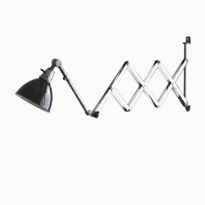 Vintage Midgard Lampe von Curt Fischer für Auma