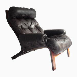 Norwegischer Sessel von Oddvin Rykken für Rybo, 1970er