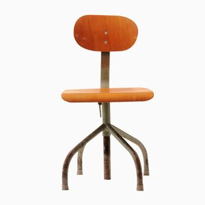 Industrial Architect's Swivel Chair