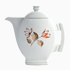 Art Deco Porcelain Pitcher by Bogdan Wendorf for Ćmielów, 1930s