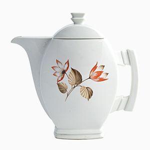 Pichet Art Déco en Porcelaine par Bogdan Wendorf pour Cmielow, 1930s