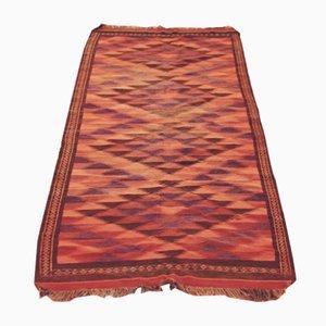 Großer Handgeknüpfter Uzbek Teppich