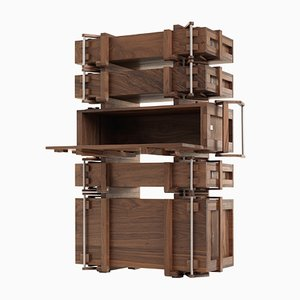 Cabinet of Chests by Wouter Scheublin