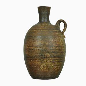 Niederländisches Mid-Century Keramik Gefäß von Mobach, 1960er
