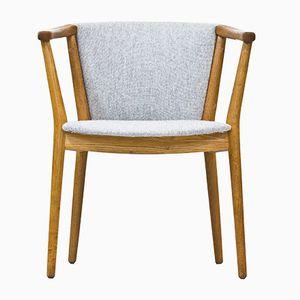 Armlehnstuhl von Nanna Ditzel für Søren Wiladsen, 1950er