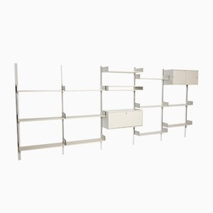 Vintage Model 606 Shelving System with 13 Shelves by Dieter Rams for Vitsoe