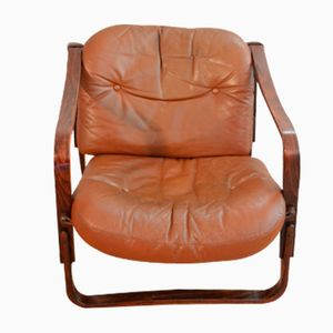 Norwegian Fjord Chair by Ingmar Relling for Westnofa, 1970s