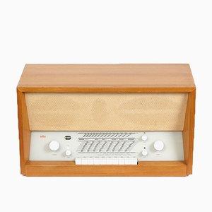 Vintage Model TS 3 Radio by Herbert Hirche for Braun