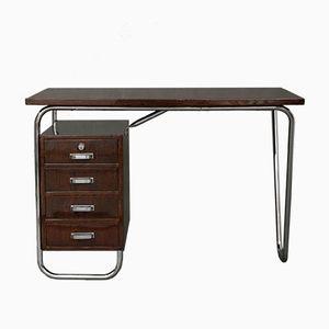 Bauhaus Desk by Petr Vichr for Kovona, 1930s