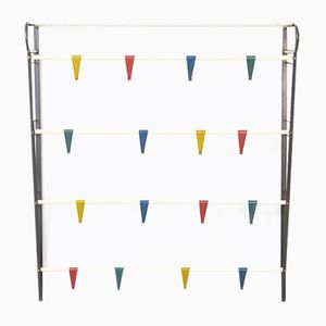 Colorful Coat Rack from Pilastro, 1960s