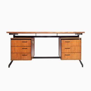 Großer Vintage Schreibtisch von Coen de Vries für Eeka