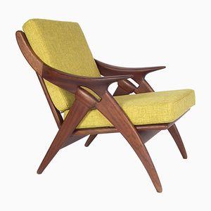 Mid-Century Sessel von De Ster Gelderland
