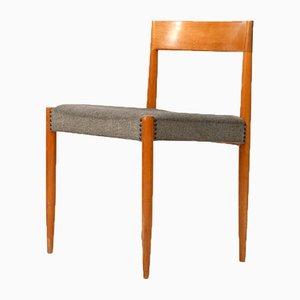 Vintage 123 Elliptic Dining Chair from Lübke