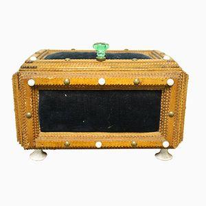 Vintage Tramp Kunstbox, 1920er