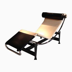 Vintage LC4 Sessel von Le Corbusier für Cassina