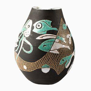 Vase by Gerhard Liebenthron, 1954