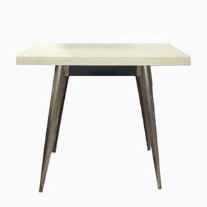 Französischer Tisch von Xavier Pauchard für Tolix, 1950er