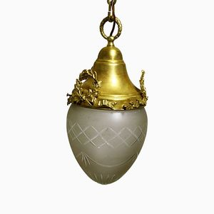 Louis XVI Style Lantern, 1920s
