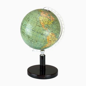 German Globe from Columbus, 1950s