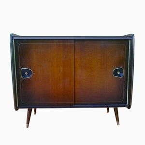 Mid-Century Side Cabinet, 1960s