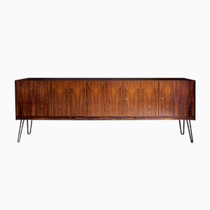 Mid-Century Sideboard with Hairpin Legs, 1960s
