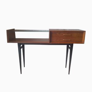 Mid-Century French Console Table, 1950s