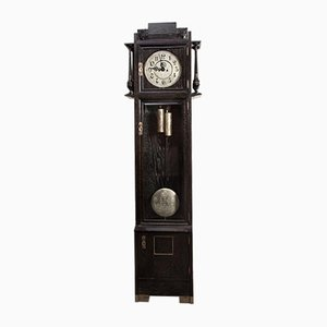Vienna Secession Floor Clock