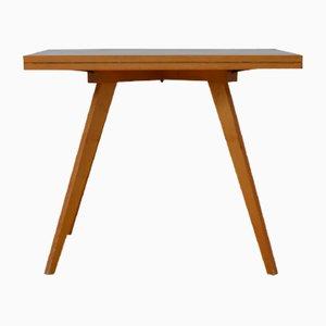 Vintage Quadratrund Table by Max Bill for Horgen Glarus