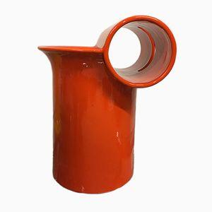 Italian Sculptural Vase by Enzo Bioli for Il Picchio, 1960s