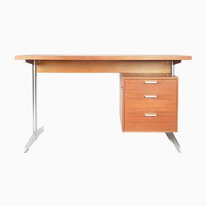Teak Schreibtisch von Cees Braakman für Pastoe, 1960er
