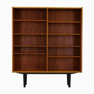 Danish Teak Bookcase by Poul Hundevad for Hundevad & Co., 1960s