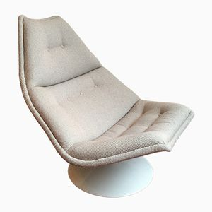 Vintage F510 Lounge Chair by Geoffrey Harcourt for Artifort, 1970s