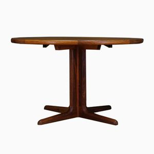 Vintage Danish Rosewood Dining Table from Skovby, 1970s