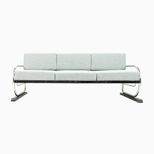 Vintage Bauhaus Daybed from Gottwald, 1930s