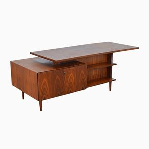 Mid-Century Rosewood Architect's Desk from Swiss Form