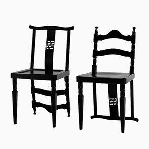 Reverse Chair by CTRLZAK Studio for Mogg