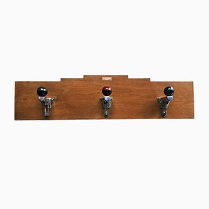 Art Deco Coat Hooks from F.Lli Barbieri Milano