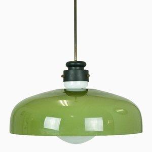 Pendant Light by Alessandro Pianon for Vetreria Vistosi, 1960s