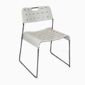 Omstak Chair by Rodney Kinsman for Bieffeplast, 1971