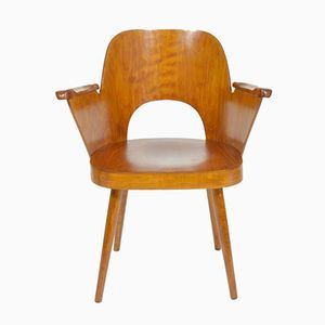 Czech Chair by Oswald Haerdtl for Ton, 1960s