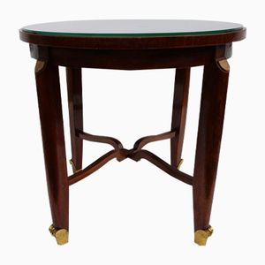 French Art Deco Gueridon Table