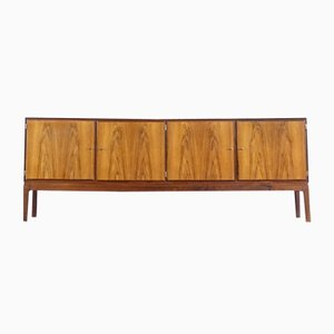 Vintage Rosewood Rungstedlund Credenza by Ole Wanscher for P. Jeppesens Møbelfabrik